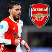 Tottenham Could Compete With Arsenal in The Race to Sign Feyenoord Mifielder Orkun Kokcu This Summer