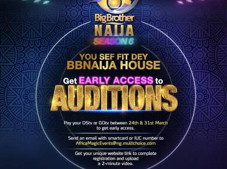 Five important criteria to be among this year Big Brother Naija TV show