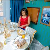 Size 8's High-End Dining Room Leaves Netizens in Awe (Photos)