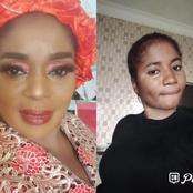 Actress Rita Edochie Finally Forgives Ada Jesus, But Read What She Said