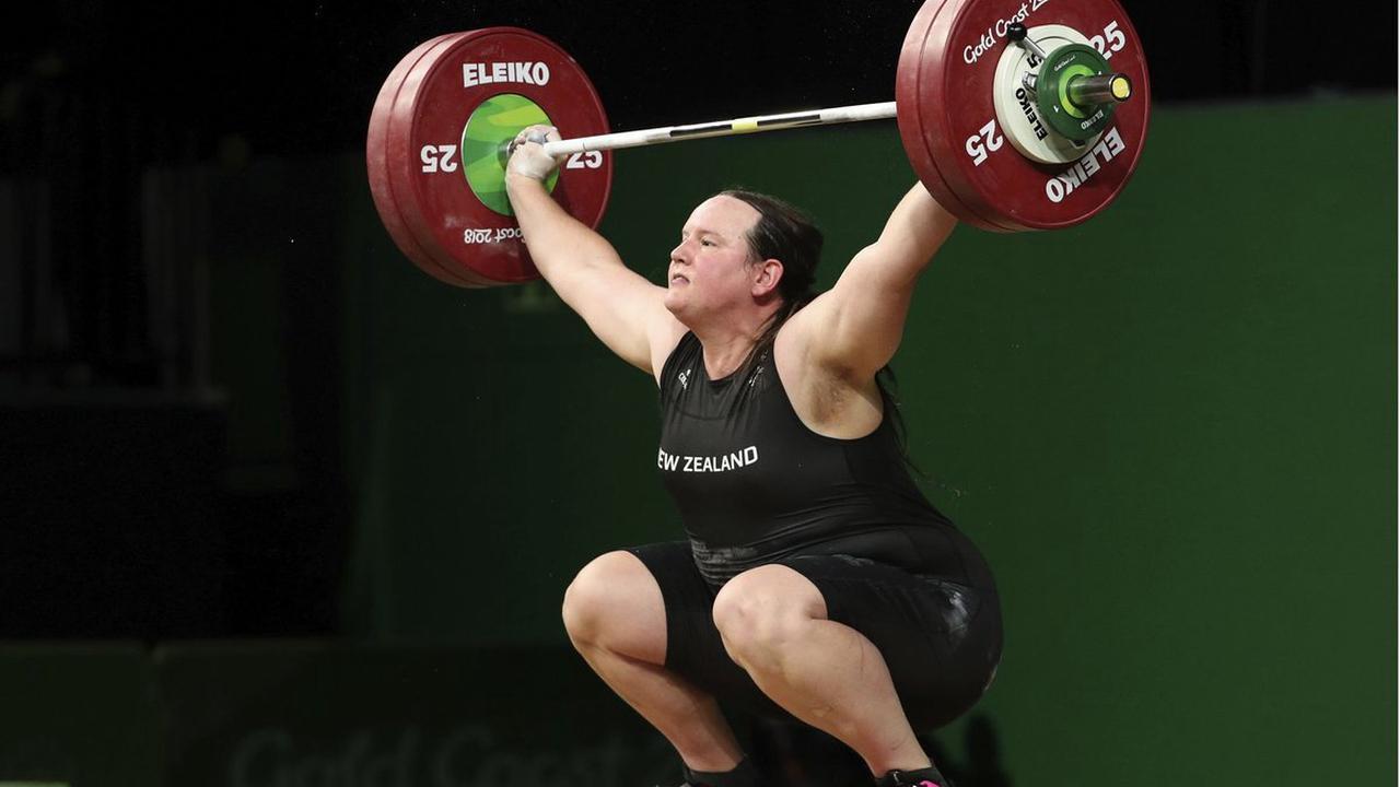 Transgender-Athleten am Start