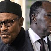 Crise du 3ème mandat : en désaccord avec Ouattara, Muhammadu Buhari tend-t-il la main à Soro?