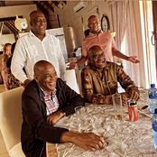 Check What Zuma's Daughter Revealed About Ace Magashule's Visit At Nkandla