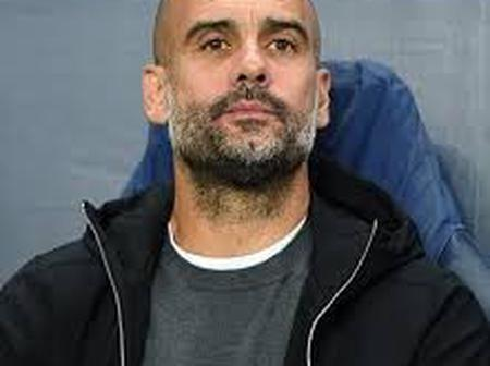 Check out Pep Guardiola's new deal with Manchester City