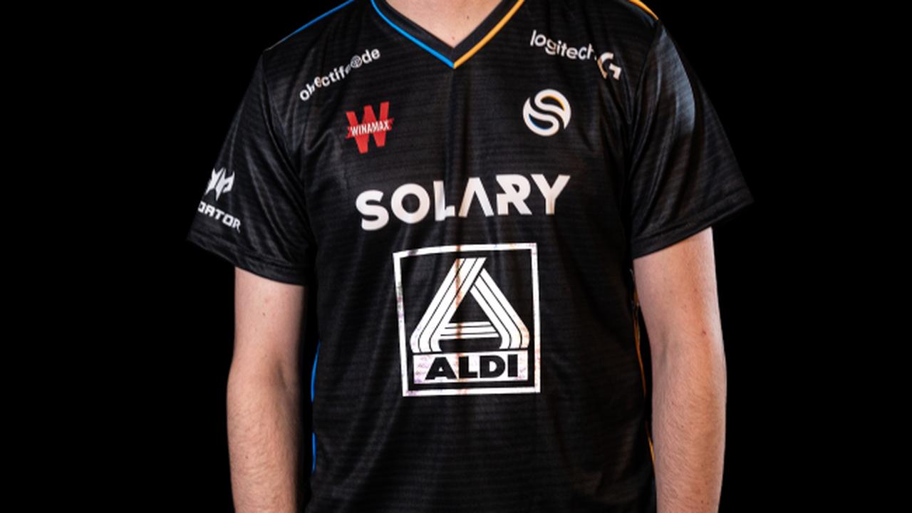 L'enseigne ALDI devient partenaire de Solary, Team Vitality et de la Ligue Française de LoL