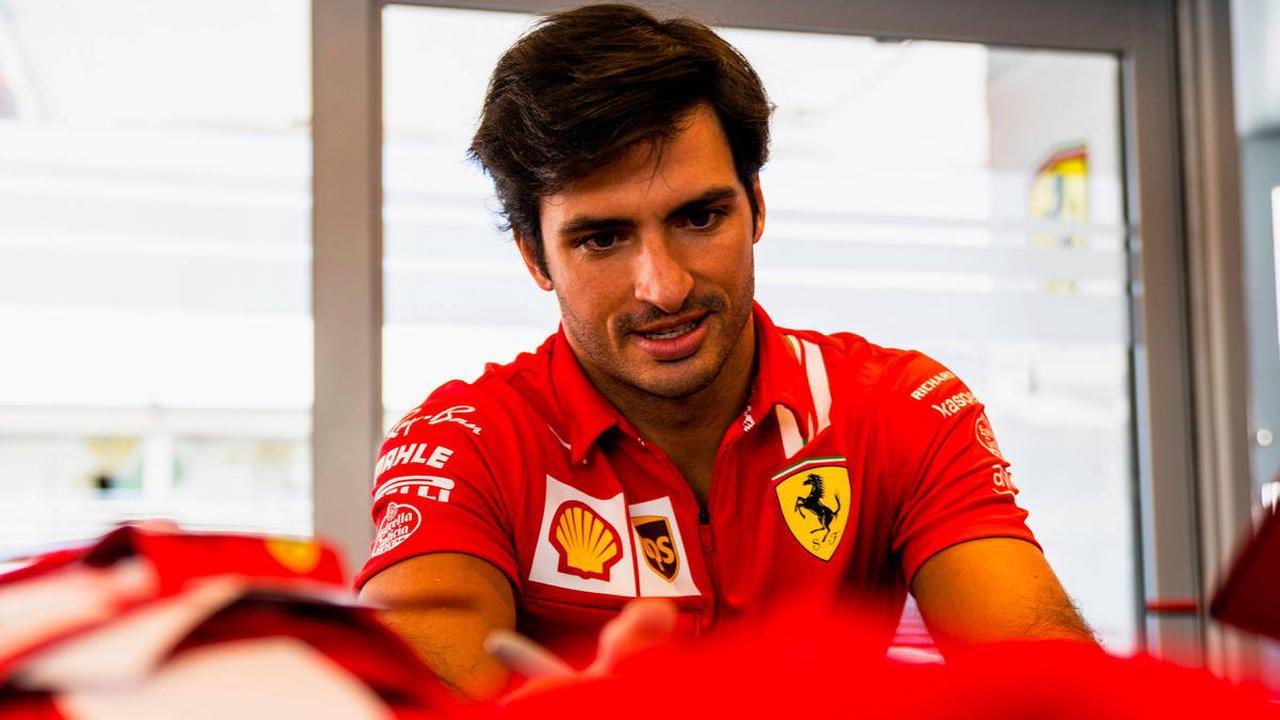 Formel 1: Carlos Sainz trotz Crash-Serie zuversichtlich
