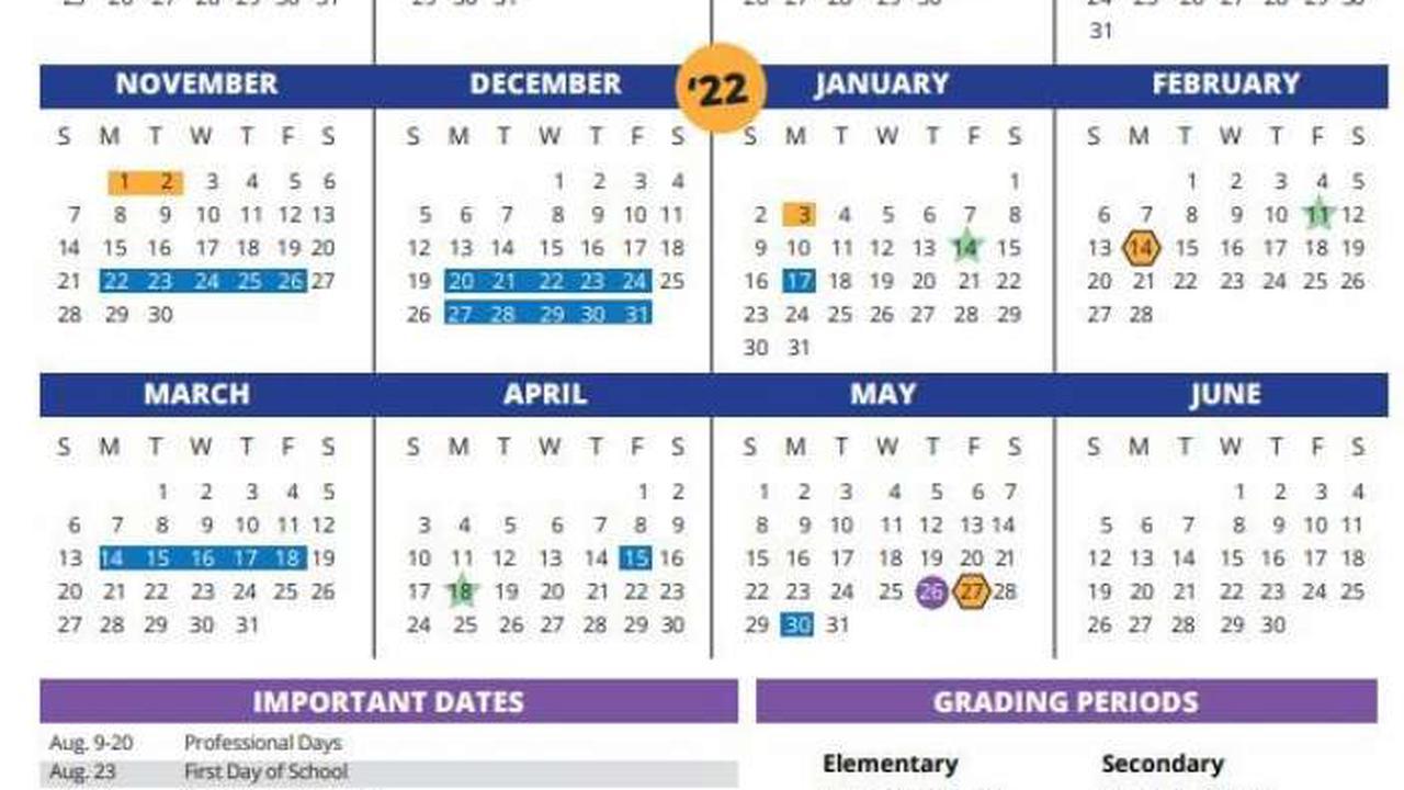 Shelby County Schools Calendar 2022.Cy Fair School Notebook Cfisd School Board Approves Calendar For 2021 2022 Opera News