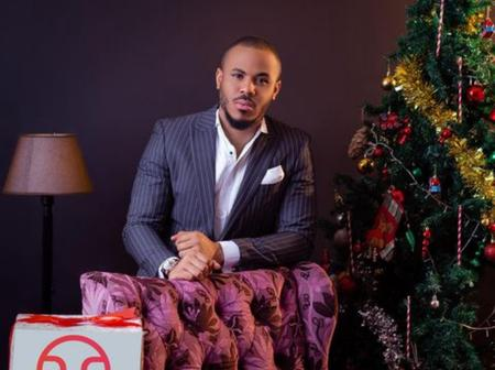 Ozo Shares His New Christmas Picture On His Social Media Platform