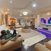 Actor, Williams Uchemba Shows Off the Interior of His Luxury Home (See Photos)
