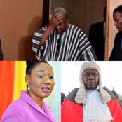 Mahama Disappointed: Boldly Sends Another 'Strong' Message To Jean Mensah, SC And Causes Stir