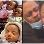 """""""I begged them my Baby is not Responding""""- Couple Lament after One of their Twin Died in Hospital"""