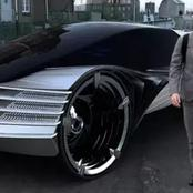 Cash Is Ideal, Messi's Fleet Of luxurious Vehicles (Photos)
