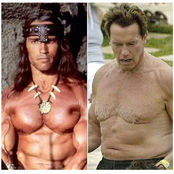From 6 Packs To Big Belly, See Pictures that Proves 6 Packs Doesn't Last Forever