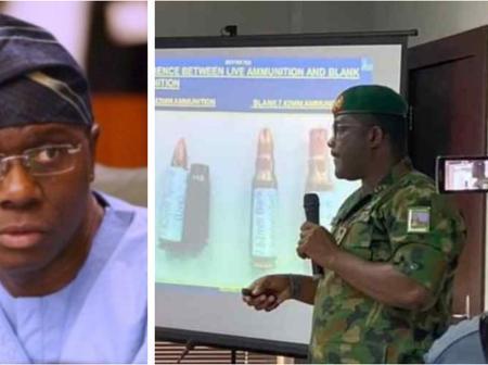Governor Sanwo-Olu Was Misinformed About Lekki Shooting - Nigerian Army Tells Lagos Panel