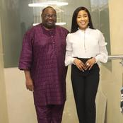 Momodu to Erica: May you experience inner peace and happiness all the days of your life