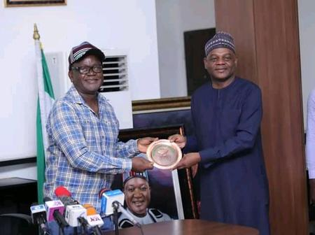 Federal Poly Wannune Governing Council Appointed As Gov Ortom Receives Special Delegation