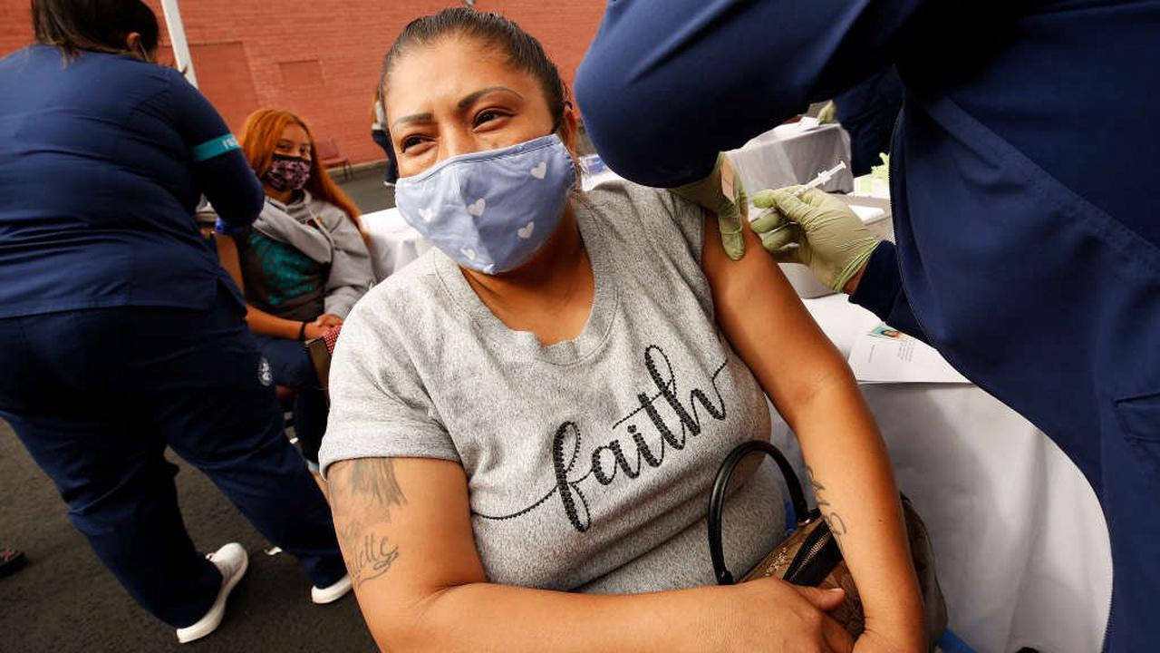 No Appointments Needed At LA County Mega-Pod COVID Vaccination Sites Until April 26