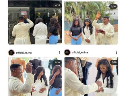 After Ka3na Shared 10 New Pictures, Read What Dorathy Said That Sparked Reactions