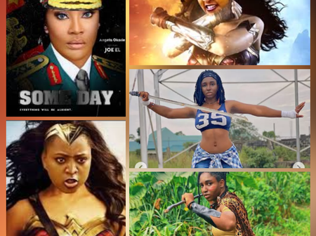 Check out 3 'beautiful' women who deserve to be a SWAT officer in the Nigeria Police force (photos)