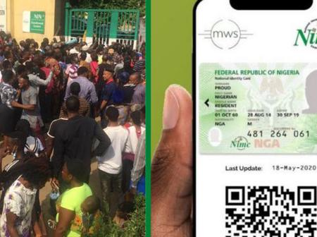 Reactions As Nigerians Reach Deadline For Blocking SIM Cards Not Linked With NIN
