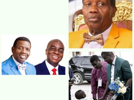 Do you think Men Of God were born with a Silver Spoon?Adeboye reveals what happened to him in 1956.