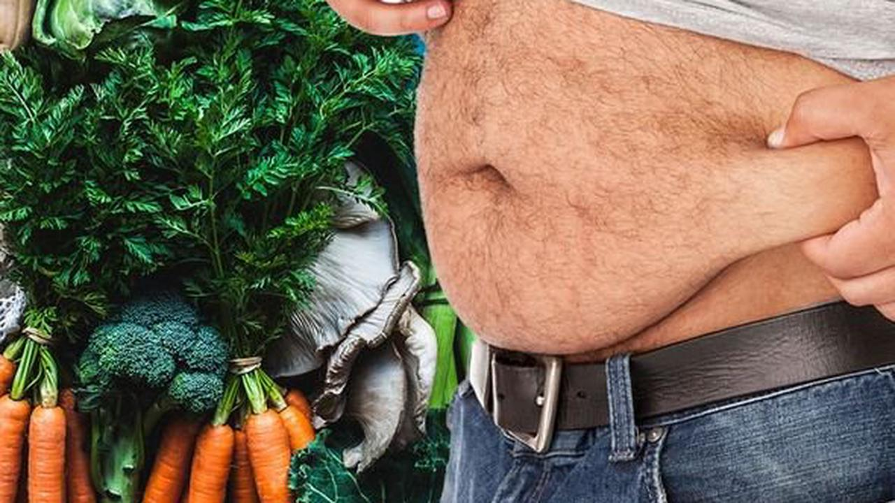 How to get rid of visceral fat: 'Specific' vegetables proven to reduce belly fat - key veg