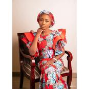 Kannywood:Recent beautiful photos of Maryam Yahaya.