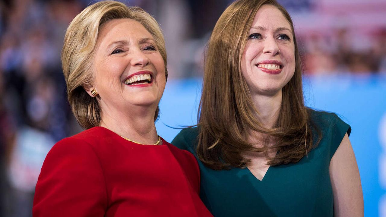 Chelsea Clinton Honors Hillary Clinton on Mother's Day: 'Being Your Daughter Has Been a Gift'