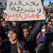 تونس تنتفض ضد حكم الاخوان... تفاصيل احتجاجات شعبية منذ أكثر من ١٠ أيام