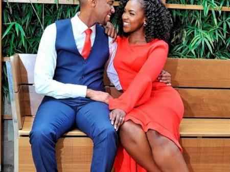 Is Joyce Omondi expecting her first child?