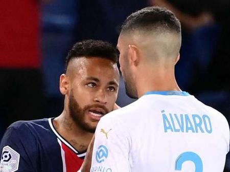 Neymar And Alvaro Escapes Punishment Over Alleged Racist Comments.