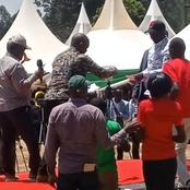 Amount of Money DP Ruto Promised Igembe Constituency For Building a Sports Academy [Video]