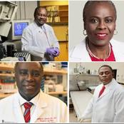 Meet 5 Renowned Nigerian Doctors Who Are Based In America.