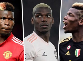 See Pogba's Different Hairstyle and Haircut Photos