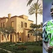 [Photos] Ahmed Musa acquires $1Million Mansion in Dubai