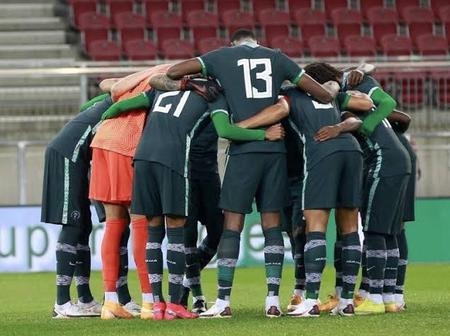 Breaking: Two Super Eagles Stars rule out Tunisia encounter
