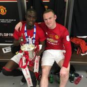 People : Eric Bailly rend hommage à Wayne Rooney qui met un terme à sa carrière