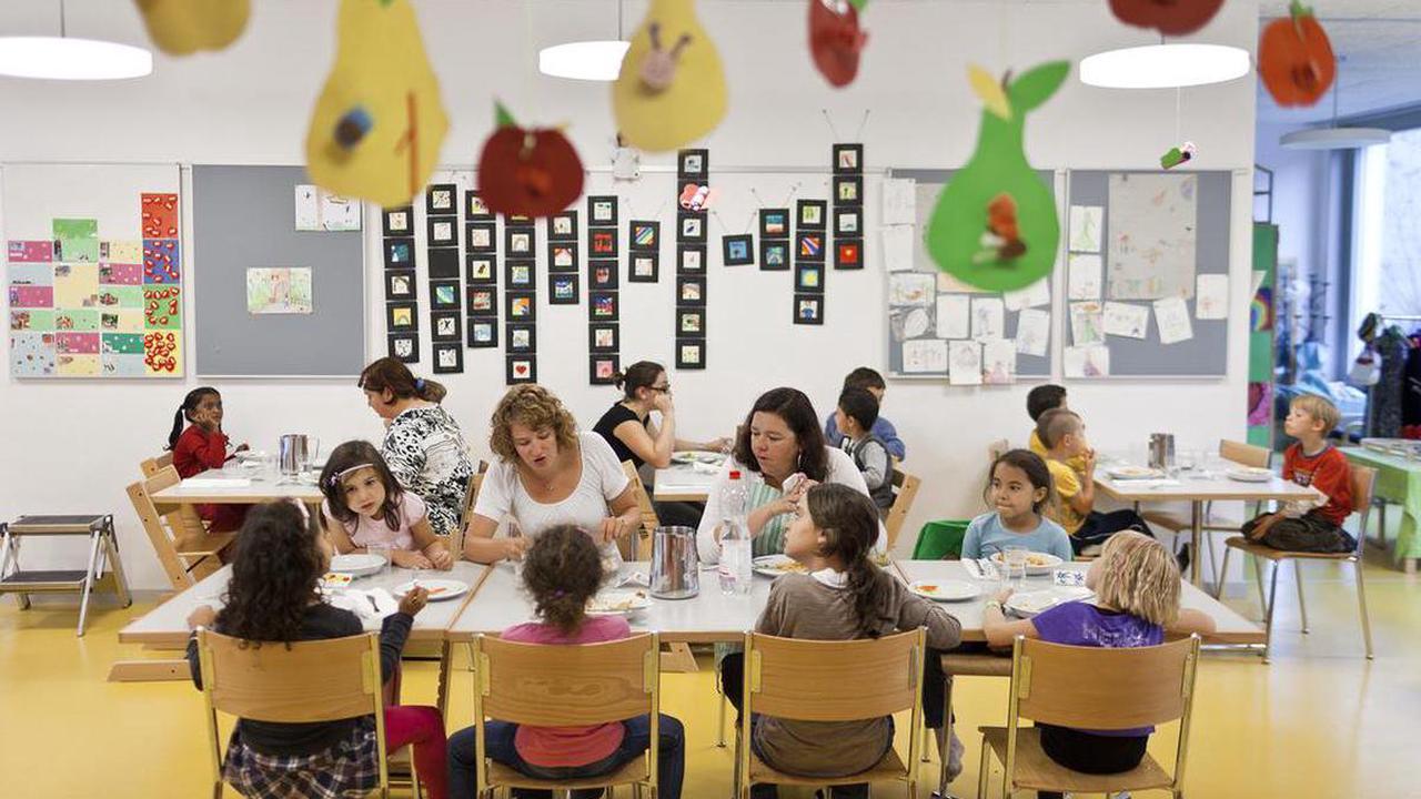 Zürcher Horttarife sinken – Schulische Betreuung wird für viele günstiger