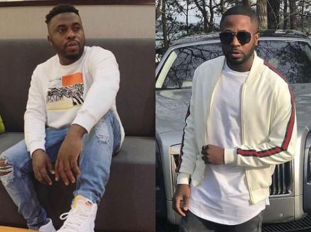 Samklef reveals why Tunde Ednut, 'his boy' blocked him despite helping him become an artist for free