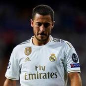 Bad news hits Eden Hazard yet Again.