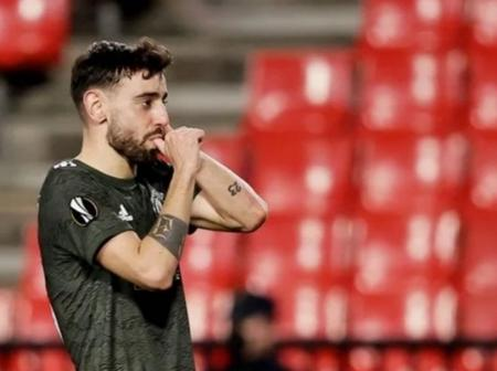 Bruno Fernandes Unveils A New Way Of Taking Penalties - He Will Never Miss A Penality