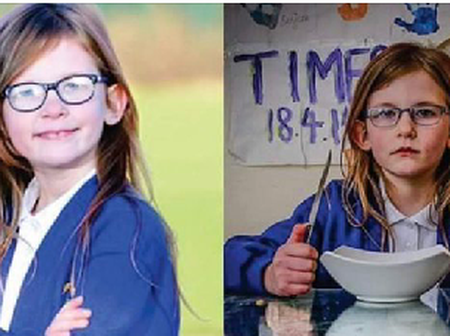 Meet A Young Girl Who Doesn't Feel Pain, Hunger Or Gets Tired