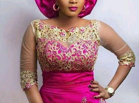 Stylish Lady, Rock These Latest Styles To Owanbe This Easter And Steal The Show