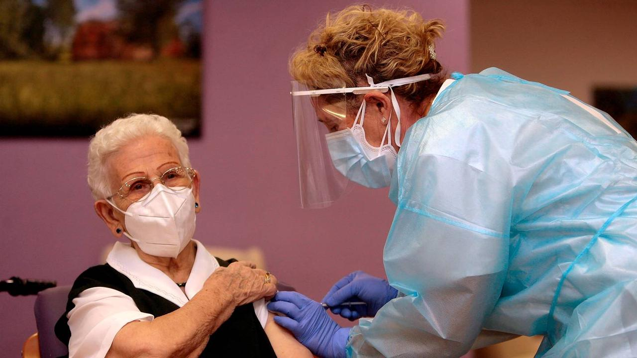 Spain Will Keep A Register Of People Who Have Refused Coronavirus Vaccine