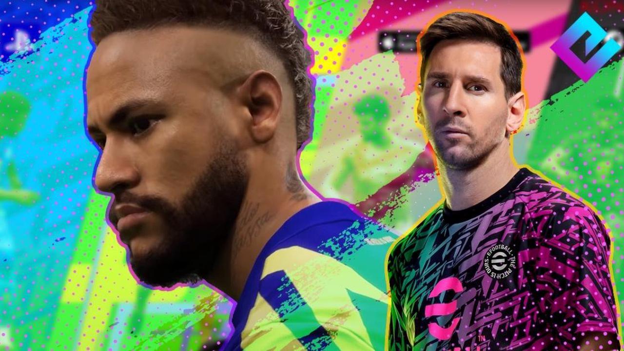 Aperçu eFootball 2022 du 23/09/2021