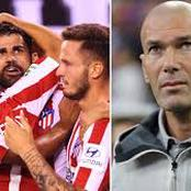 No Mariano Or Benzema:See What Zidane Could Do, As Madrid Are Left No Striker Ahead Of Crucial Derby