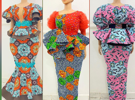 Mothers, Check Out These Latest Ankara Skirt and Blouse Styles For You To Rock This Easter