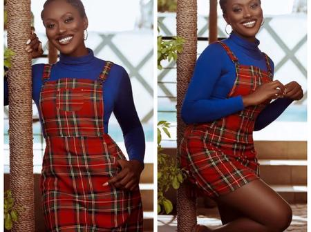 Kate Henshaw, Beverly Osu & Others react as Linda Osifo stuns in new photos