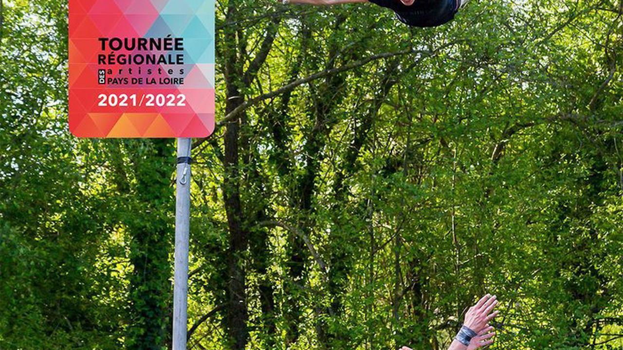 Furieuse tendresse – Compagnie Cirque Exalté Esplanade de la Salle Madeleine Cartier Saint-Herblon