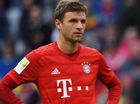"""Who Thomas Muller Blamed For UCL Quarter-final Defeat to PSG """"we can't complain if it ends 6-3"""""""